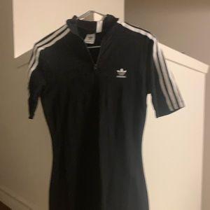 Bran new adidas track dress